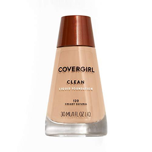 COVERGIRL - Clean Liquid Makeup Creamy Natural - 1 fl. oz. (30 ml)
