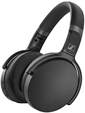Sennheiser HD 450BT Bluetooth 5 0 Wireless Headphone with Active Noise Cancellation 30 Hour product image