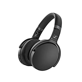 Sennheiser HD 450BT Bluetooth 5.0 Wireless Headphone with Active Noise Cancellation - 30-Hour Battery Life, USB-C Fast Charging, Virtual Assistant Button, Foldable - Black (B083W7V3RG) | Amazon price tracker / tracking, Amazon price history charts, Amazon price watches, Amazon price drop alerts