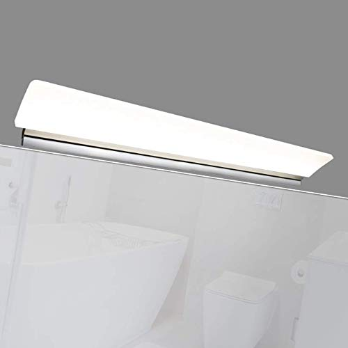 LED 600mm Spiegelleuchte Badleuchte Badlampe Spiegellampe Aufbauleuchte, Lichtfarbe:neutralweiß