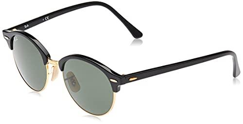 Ray-Ban Mod. 4246 Gafas de Sol, Negro, 51 Unisex-Adulto