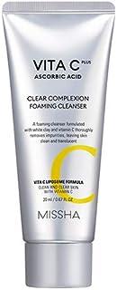 Missha Vita C Plus Clear Complexion Foaming Cleanser, 120ml