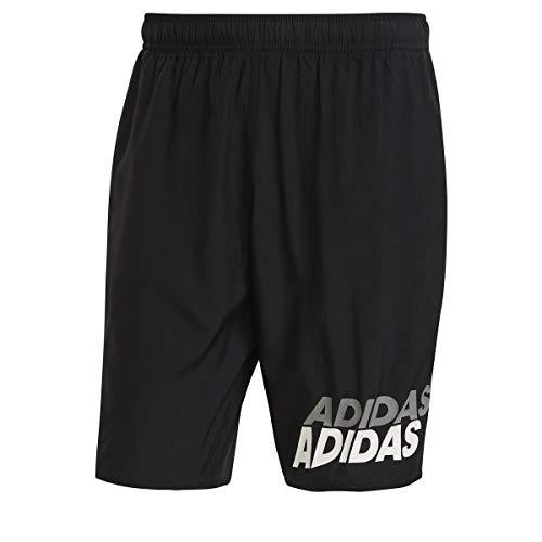adidas GM2257 Lineage CLX CL Swimsuit Mens Black/White XL