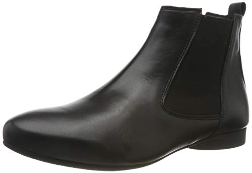 Think! Damen Guad_585285 Chelsea Boots, Schwarz (Schwarz 00), 42.5 EU