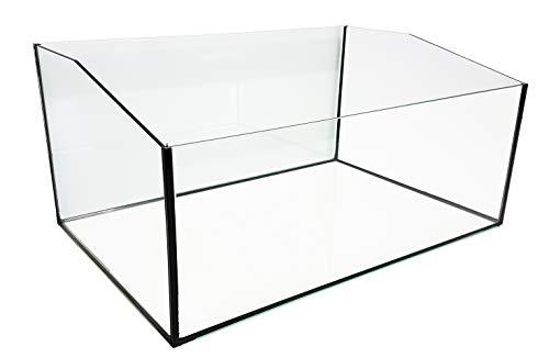 REPTILES PLANET Kit Terrarium pour Tortue Aquatique 80 x 45 x 30 cm
