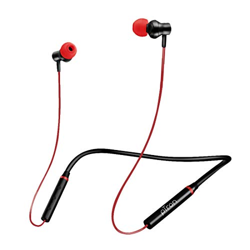 72 Off On Ptron Tangent Beats Magnetic In Ear Wireless Bluetooth Headphones With Mic On Amazon Paisawapas Com
