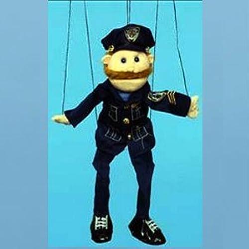 nueva marca 22 Dad policeman by by by Sunny Puppets  estilo clásico