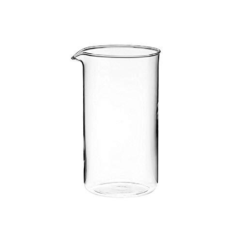 My Basics 103498 Ersatzglas für Kaffeebereiter 1l, klar