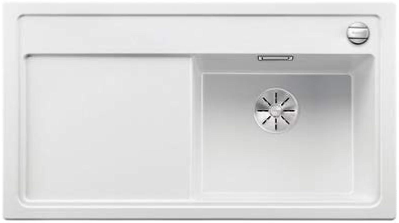 Weiß ZENAR 5 S 523 938 Küchenspüle S-523 wei