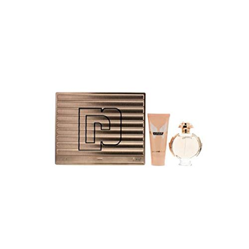 Paco Rabanne Olympea For Women 2 Piece Set (2.7 Ounce Eau De Parfume Spray + 3.4 Ounce Body Lotion)