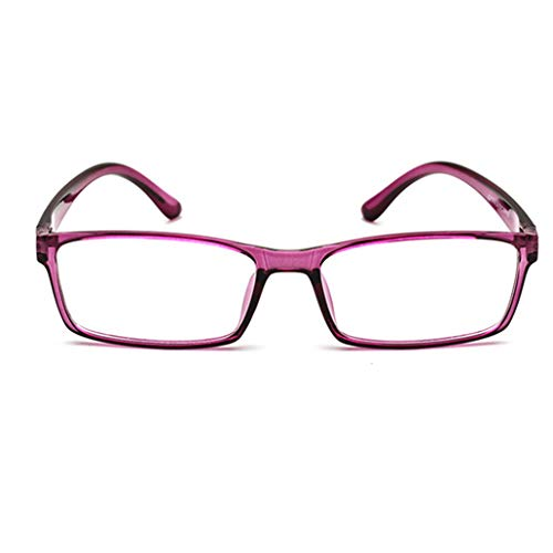 BABAYU Damen Brillengestell Glasses Frame Gläser Dekobrille Rechteckig