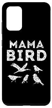 Galaxy S20+ MAMA BIRD Emojis Gift For Moms - Birding Gifts For Women Case