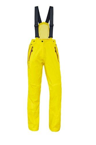 VAUDE Damen Hose Aletsch II, canary, 42, 04742