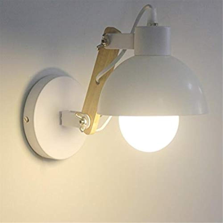 Moderne Wandleuchte Led Lightsolid Holz Wandleuchten Verstellbare Lampe Arm Wohnzimmer Schlafzimmer Korridor Treppe