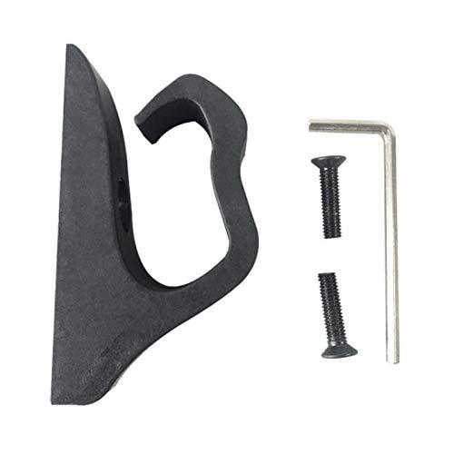 Kbsin212 2 ganchos para patinete eléctrico Xiaomi M365, accesorios universales para patinete...
