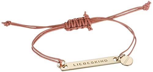 Liebeskind Berlin Essential ADA Damen Bracelets, 1x15x1 cm (B x H x T), Braun (Bourbon)