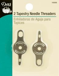 Review Of Dritz Tapestry Needle Threaders 2 Pack 10500 (6-Pack)