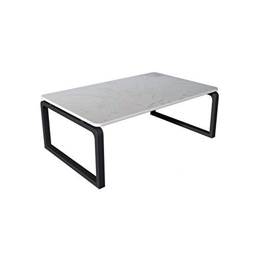 A-Yan-Q-Muebles de oficina Balcón mesa baja, Mármol Acabado metal Mesa de comedor estilo japonés mesa de centro for salas de recepción café francés de Windows sofá vector Mesas de pedestal