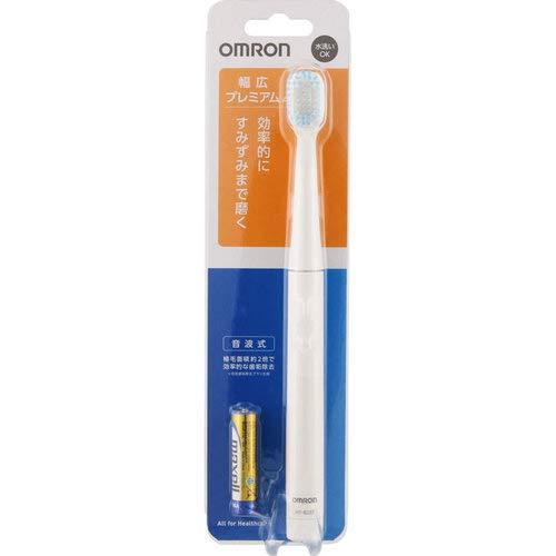 OMRON(オムロン)『音波式電動歯ブラシ HT-B222』