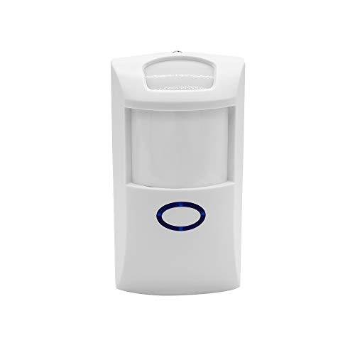 Docooler SONOFF PIR2 Auto Sensor Dual Infrarot Wireless Bewegungsmelder 433MHz RF Sensor Smart Home Automation für Alexa Google Home