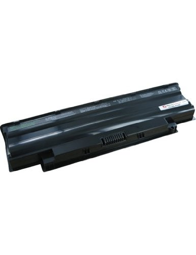 AboutBatteries Batterie Type Dell J1KND, 11.1V, 4400mAh, Li-ION