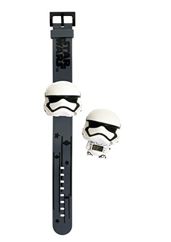 BulbBotz Reloj, diseño Star Wars Stormtrooper 2021128