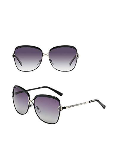 Gafas de sol polarizadas clásicas para mujer