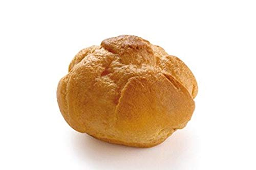 Pidy 1.5' Mini Cream Puff Shells Butter (Profiterole) - 12ct
