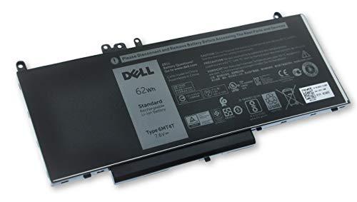 Latitude E5270 E5470 E5570, Precision 15 3510 4-Cell 62Whr Primary Battery CHWGG 7V69Y 6MT4T TXF9M 451-BBUQ