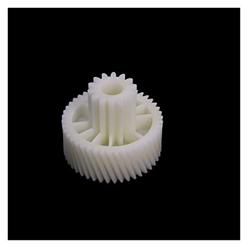 ZHANGXIN XINGSTOR Piezas de Repuesto del Engranaje de piñón de plástico 1PC Fit para la Amoladora de Carne Kenwood MG700 710 720 Aparato de Cocina Pro 2000