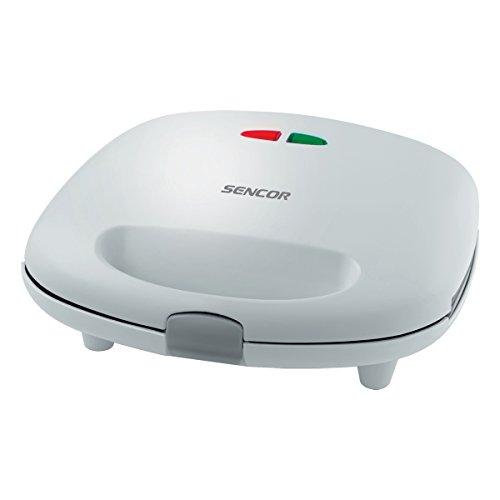 Sencor SSM 9300 Appareil 3 en 1 croque-monsieur - grill - gaufre - 700W - 3 plaques amovibles