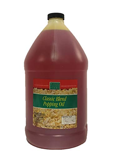 Read About Wabash Valley Farms - Classic Popping Oil - 1 Gallon