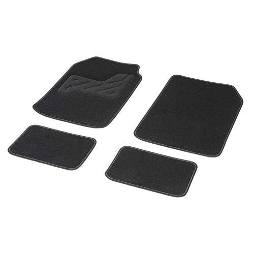 Moquette noir 900g//m/² Sur Mesure Finition Velours DBS 1763619 Tapis Auto 3 Pi/èces Tapis de sol pour Voiture Antid/érapant Gamme Star