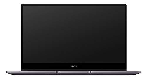 "HUAWEI MateBook D 14 AMD Ordinateur Portable Gris 35,6 cm (14"") 1920 x 1080 Pixels AMD Ryzen 5 8 Go DDR4-SDRAM 512 Go SSD Windows 10 Home MateBook D 14 AMD, AMD Ryzen 5, 53010TVS - QWERTZ"
