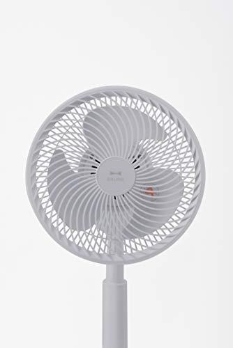 BRUNOブルーノ扇風機リビングdcモーター静音おしゃれ首振りリモコン付きDCコンパクトフロアファンダークブルーグリーンBOE075-DBGR
