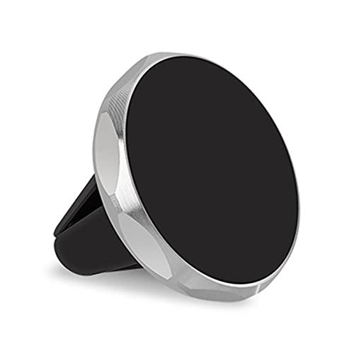 Porta Movil Para Coche Instalación del imán del soporte del teléfono del automóvil 360 Soporte de teléfono de coche giratorio para el teléfono en el soporte del teléfono del automóvil Sujeta Movil Coc