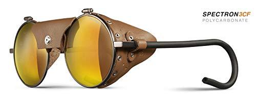 Julbo Vermont Herren-Sonnenbrille, Herren, Sonnenbrille, J0101150, Messing / Fauve, one size