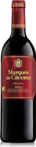 Marques De Caceres - Vino Tinto Crianza Botella 75 cl. D.O. Rioja