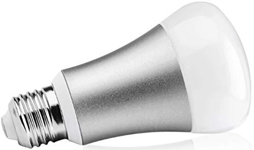 Hank Z-Wave Plus RGB LED Lampe E27, Smart Home lampada LED 7 W A+
