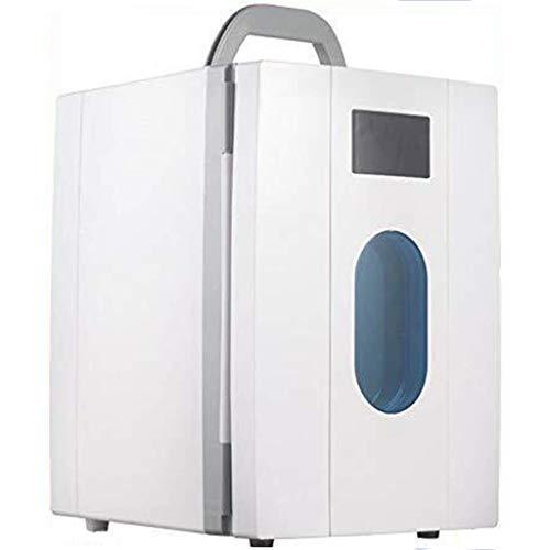 Reissslaapzaal, koelkast, stille desktop-minibar, draagbare auto 10L voor thuis en in de auto, multifunctioneel, verdikt (kleur: A)