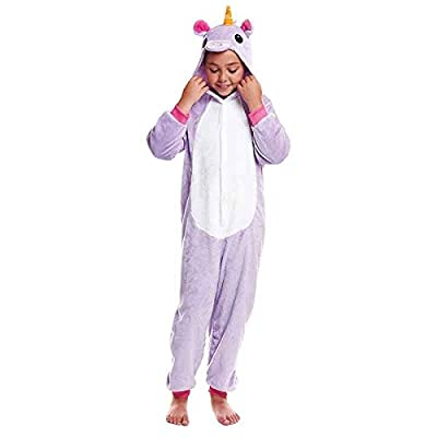 Disfraz Pijama Unicornio Purple Infantil Unisex (10-12 años) (+ Tallas Disponibles)
