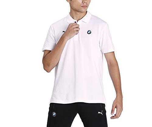 PUMA BMW MMS Striped T-Shirt pour Homme - - L