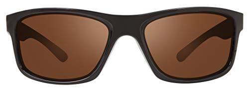 Revo Arnés de gafas de sol polarizadas marco envolvente