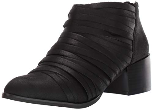 Fergalicious Women's Iggy Ankle Boot, Black, 5.5 M M US
