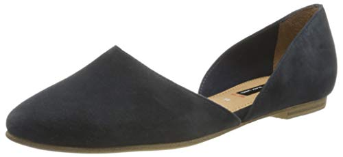 s.Oliver Damen 5-5-24200-24 Slipper, Blau (Navy 805), 40