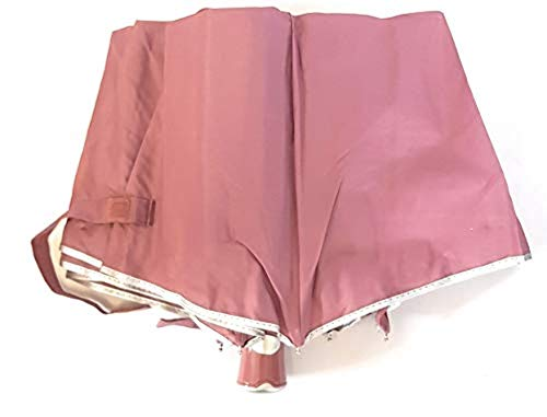 Regenschirm Mini Aluminium Windschutz Blue Drop A897 Pink Altrosa