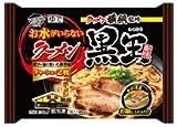 キンレイ お水のいらないラーメン黒王X12袋【冷凍食品】