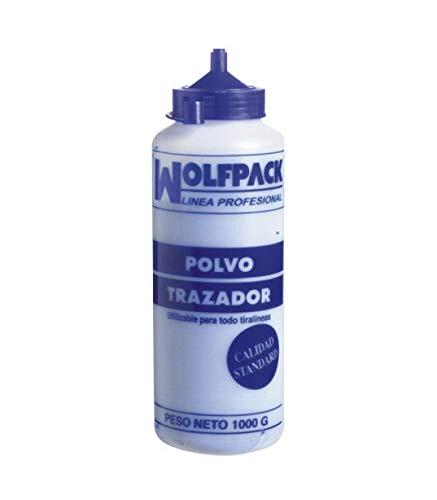 WOLFPACK LINEA PROFESIONAL 2340089 Bote Polvo Tiralineas Wolfpack 1000 Gramos