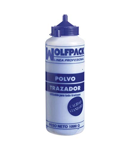 WOLFPACK LINEA PROFESIONAL 2340089 Bote Polvo Tiralineas...