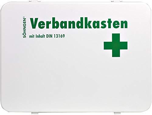 W. SOEHNGEN GMBH 3003002 Betriebsverbandkasten DIN13169 360x270x110mm SÖHNGEN Stahlblech